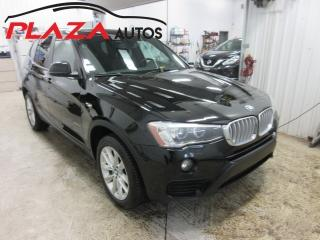 Used 2015 BMW X3 xDrive28i for sale in Beauport, QC
