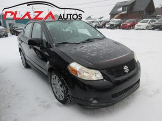 Used 2011 Suzuki SX4 Sport for sale in Beauport, QC