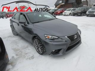 Used 2015 Lexus IS 250 Base for sale in Beauport, QC