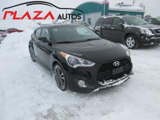Used 2016 Hyundai Veloster Turbo for sale in Beauport, QC