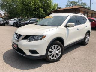 Used 2015 Nissan Rogue S  AWD  Bluetooth   B/Up Camera for sale in St Catharines, ON