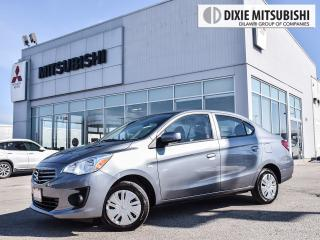 Used 2018 Mitsubishi Mirage G4 ES | CLEAROUT SALE! | BELOW MARKET for sale in Mississauga, ON