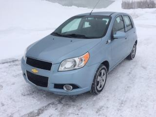 Used 2011 Chevrolet Aveo Familiale 5 portes LT for sale in Quebec, QC