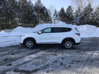 Used 2019 Hyundai SANTA FE ESSENTIAL AWD for sale in Cayuga, ON