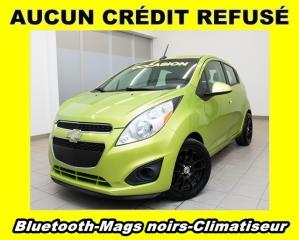 Used 2013 Chevrolet Spark Lt A/c Mags Noirs for sale in St-Jérôme, QC