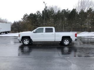 Used 2015 CHEV SILVERADO 1500 LT CREW 4X4 for sale in Cayuga, ON