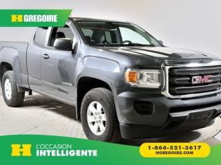 Used 2017 GMC Canyon AWD CAB PLUS for sale in St-Léonard, QC