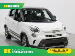 Used 2014 Fiat 500 L TREKKING MAGS for sale in St-Léonard, QC