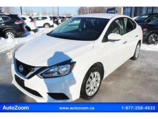 Used 2017 Nissan Sentra SV for sale in Laval, QC