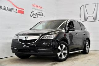Used 2015 Acura MDX SH AWD for sale in Blainville, QC