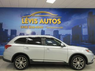Used 2016 Mitsubishi Outlander Touring 4x4 Sièges for sale in Lévis, QC
