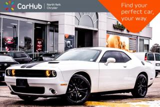 Used 2016 Dodge Challenger SXT |SiriusXM|Bluetooth|Nav|BackupCam|KeylessGo for sale in Thornhill, ON