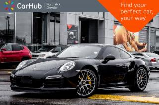 Used 2014 Porsche 911 Turbo S|LightDesign,Ext.Interior,SmokePkgs for sale in Thornhill, ON