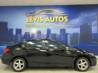 Used 2012 Honda Civic Ex T.ouvrant A/c for sale in Lévis, QC
