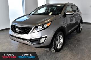 Used 2016 Kia Sportage LX AWD for sale in St-Jean-Sur-Richelieu, QC