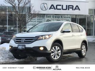 Used 2014 Honda CR-V EX AWD for sale in Markham, ON