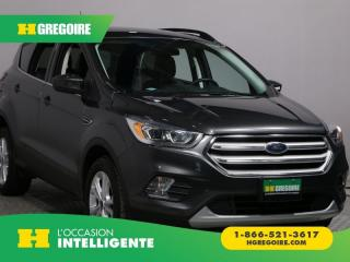 Used 2018 Ford Escape Sel Awd Cuir Toit for sale in St-Léonard, QC