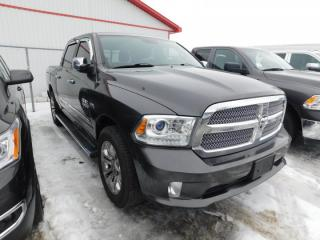 Used 2014 RAM 1500 Longhorn LIMITED for sale in Listowel, ON