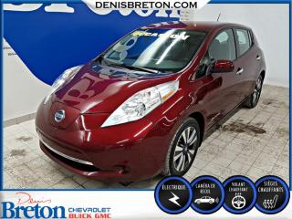 Used 2016 Nissan Leaf SV for sale in St-Eustache, QC