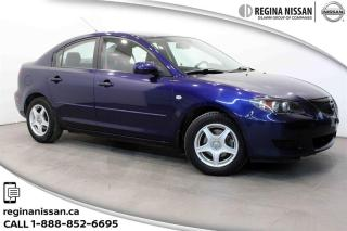 Used 2005 Mazda MAZDA3 GS 5sp GREAT VALUE - PRICED TO SELL! for sale in Regina, SK