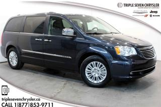 Used 2014 Chrysler Town & Country Limited DVD - LEATHER - BLUETOOTH for sale in Regina, SK