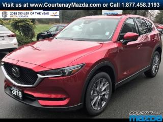 New 2019 Mazda CX-5 GT AWD 2.5L I4 T at for sale in Courtenay, BC
