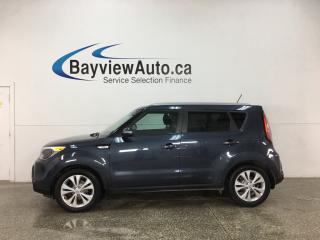 Used 2015 Kia Soul EX - BLUETOOTH! HTD SEATS! A/C! CRUISE! PWR GROUP! for sale in Belleville, ON