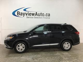 Used 2018 Mitsubishi Outlander ES - 4WD! REVERSE CAM! HTD SEATS! BLUETOOTH! ALLOYS! for sale in Belleville, ON