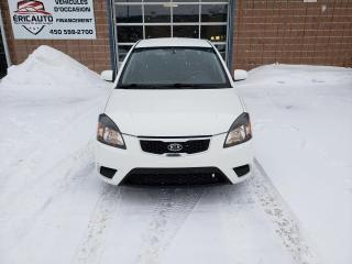 Used 2010 Kia Rio5 for sale in St-Eustache, QC