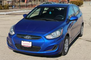 Used 2014 Hyundai Accent GL Bluetooth | Heated Seats | CERTIFIED for sale in Waterloo, ON