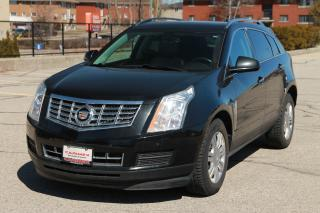 Used 2014 Cadillac SRX Luxury 77K | Sunroof | Leather | CERTIFIED for sale in Waterloo, ON
