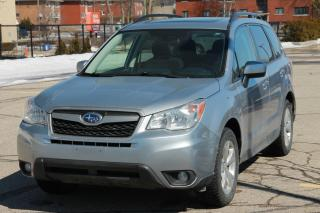 Used 2015 Subaru Forester 2.5i Touring Package Sunroof | Power Lift Gate | CERTIFIED for sale in Waterloo, ON