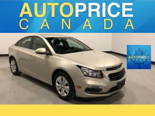 Used 2015 Chevrolet Cruze 1LT for sale in Mississauga, ON