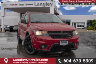 Used 2015 Dodge Journey SXT *BLUETOOTH* * NAVIGATION* * BACKUP CAMERA* for sale in Surrey, BC