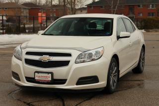 Used 2013 Chevrolet Malibu ECO 1LT Bluetooth | CERTIFIED for sale in Waterloo, ON