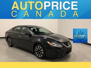 Used 2018 Nissan Altima 2.5 SV REAR CAM|HEATED SEATS for sale in Mississauga, ON