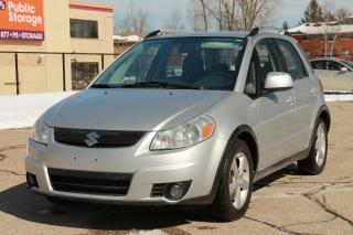 Used 2008 Suzuki SX4 JLX AWD | CERTIFIED for sale in Waterloo, ON
