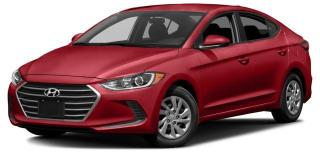 Used 2017 Hyundai Elantra LE for sale in Leduc, AB