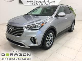 Used 2017 Hyundai Santa Fe XL Awd 6 Passagers for sale in Cowansville, QC