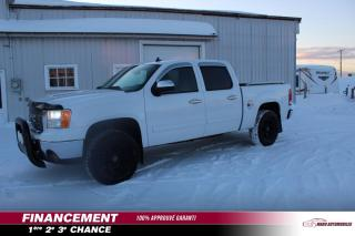 Used 2009 GMC Sierra 1500 4 RM, Cabine multiplaces 143,5 po, WT for sale in St-Lin-Laurentides, QC
