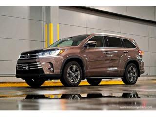 Used 2017 Toyota Highlander - for sale in Vancouver, BC