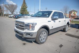 New 2019 Ford F-150 King Ranch for sale in Okotoks, AB