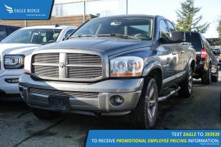 Used 2006 Dodge Ram 1500 ST for sale in Coquitlam, BC