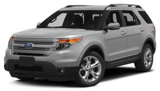 Used 2015 Ford Explorer LIMITED for sale in Okotoks, AB