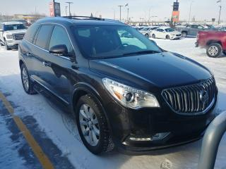Used 2014 Buick Enclave Premium ONE OWNER, FULL HISTORY for sale in Lethbridge, AB