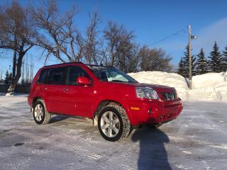 Used 2006 Nissan X-Trail XE Navigation! Bluetooth! BonaVista! 4x4! for sale in Winnipeg, MB