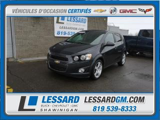 Used 2015 Chevrolet Sonic Lt,t.ouvrant, Mags for sale in Shawinigan, QC