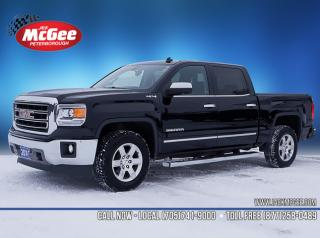 Used 2014 GMC Sierra 1500 SLT 5.3L, Htd Lthr Bench, Sunroof for sale in Peterborough, ON
