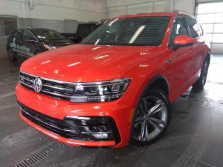 Used 2018 Volkswagen Tiguan R-Line Edition 2.0 for sale in Blainville, QC
