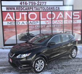 Used 2018 Nissan Qashqai SV-ALL CREDIT ACCEPTED for sale in Scarborough, ON